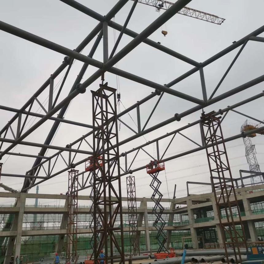 管桁架钢结构