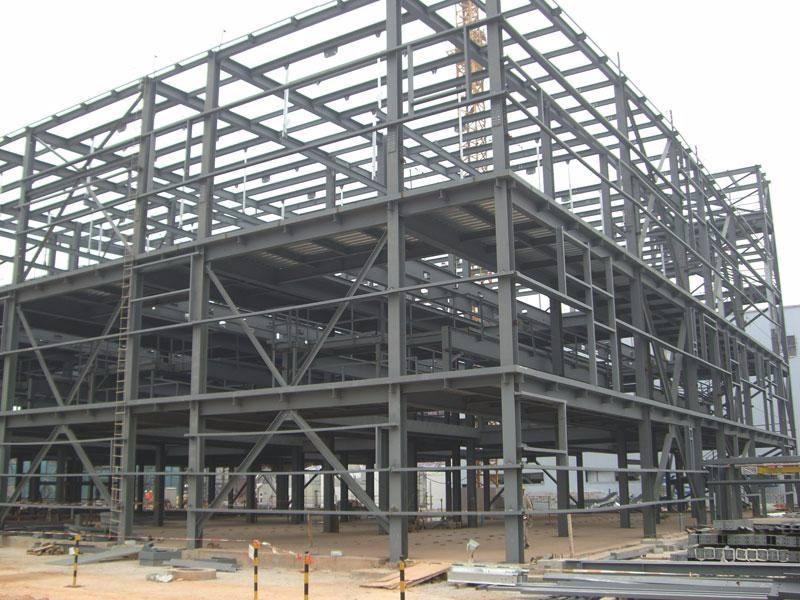 多高层钢结构